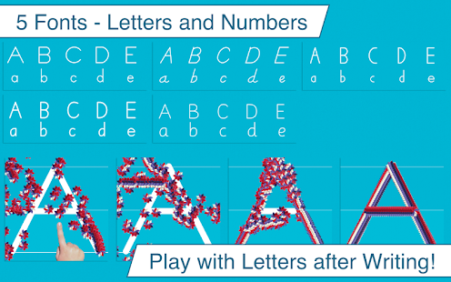 Writing Wizard Premium Letters Screenshot