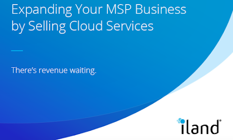 Expanding MSP Business by Selling Cloud Computing Services. Source: iland