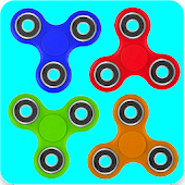 Learn Colors With Fidget Spinner - Kids Game