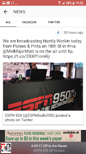 ESPN 950- screenshot thumbnail