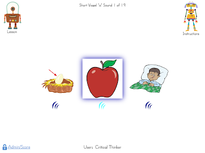 Fun-Time Phonics-Learn to Read- screenshot thumbnail