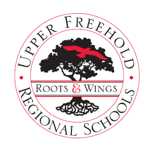 Upper Freehold Regional School District Circular Logo