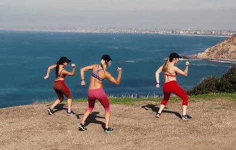 Fat Burning Dance Workout screenshot 1