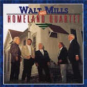 Walt Mills and Homeland Quartet