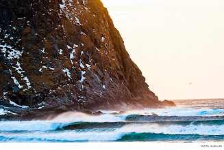 Photo: Photo of the Day: Norway. Photo: Burkard  #Surfer #SurferPhotos  To view more surf photos, click here:http://bit.ly/16YUIae