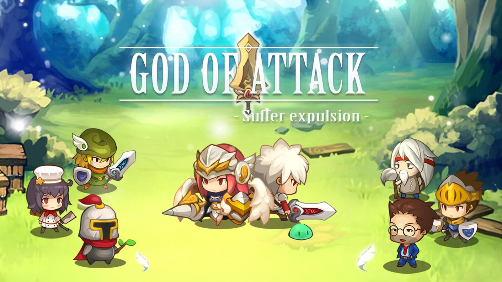 God of Attack- screenshot