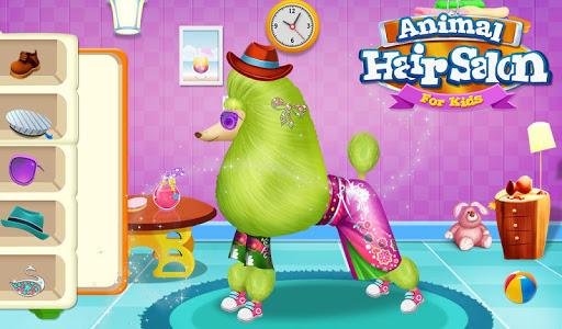 Animal Hair Salon For Kids v1.0.1