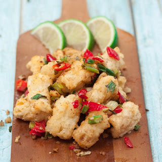 Chinese Salt and Pepper Squid Recipe