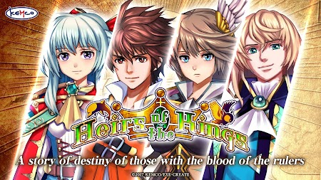 [Premium] RPG Heirs of the Kings APK screenshot thumbnail 1