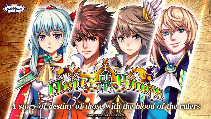 Heirs of the Kings v1.1.0g [Patched]