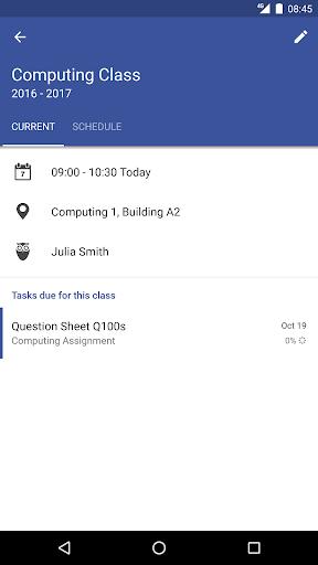 My Study Life - School Planner 6.1.3 screenshots 4
