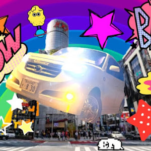 bB QNC21 Z Qバージョンのカスタム事例画像 詩乃とべーやんさんの2019年07月22日22:13の投稿