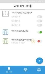 WIFIPLUG - náhled