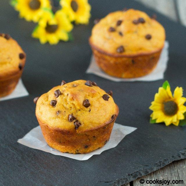 Mango Chocolate Muffin Recipe