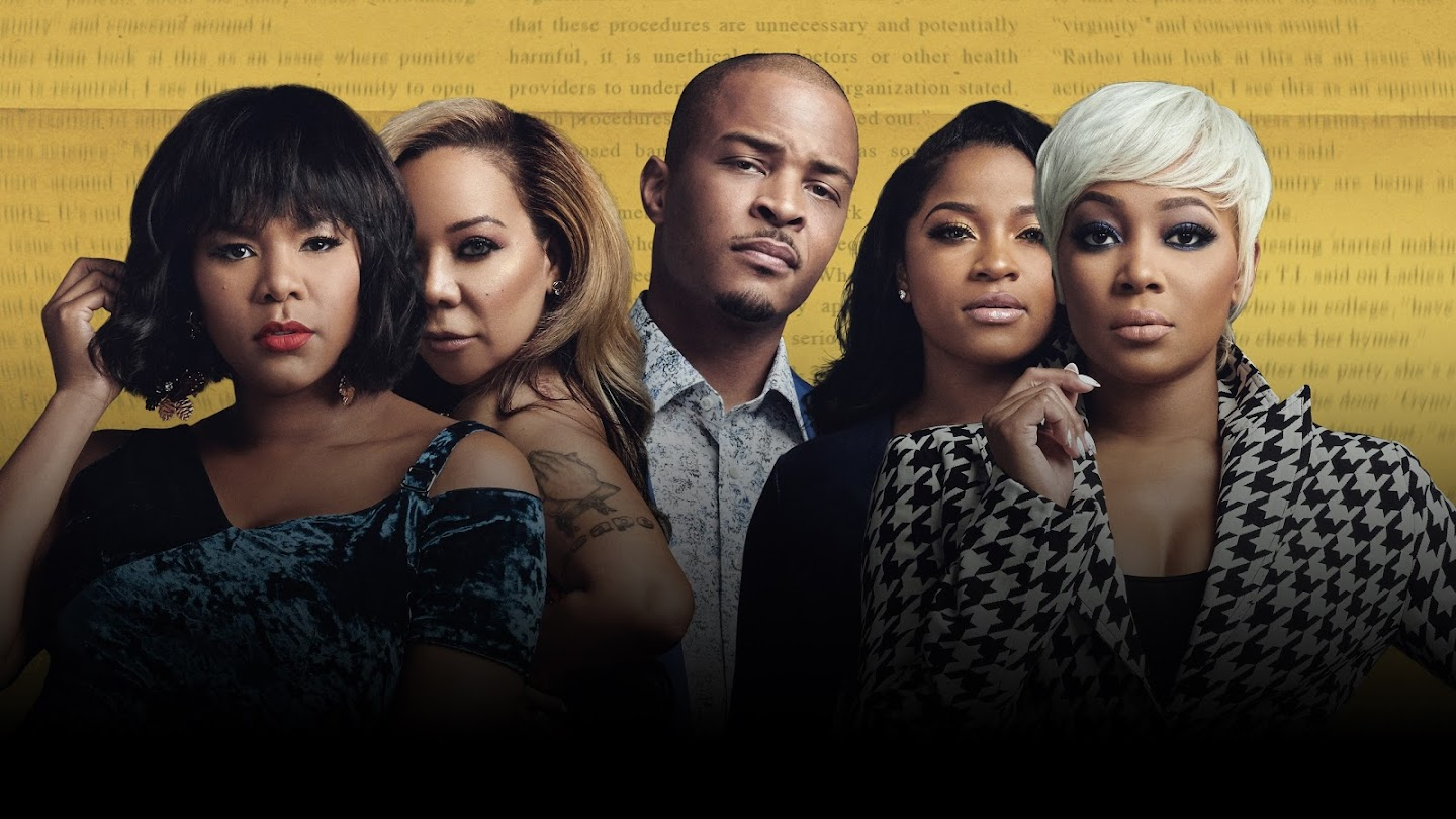 T.I. & Tiny: Friends and Family Hustle