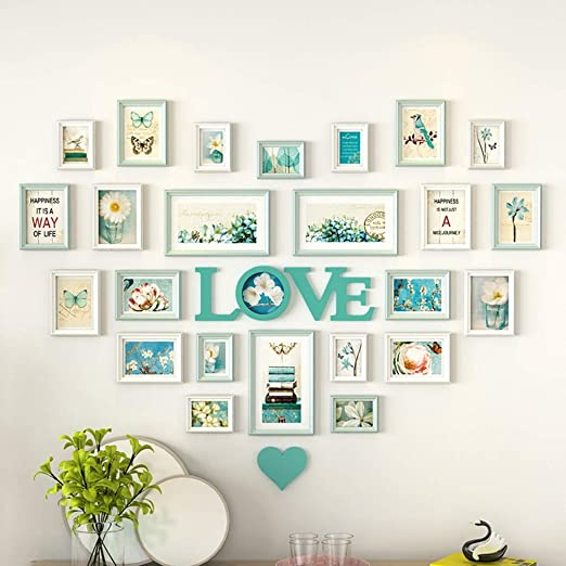 Heart- Shape Picture Gallery