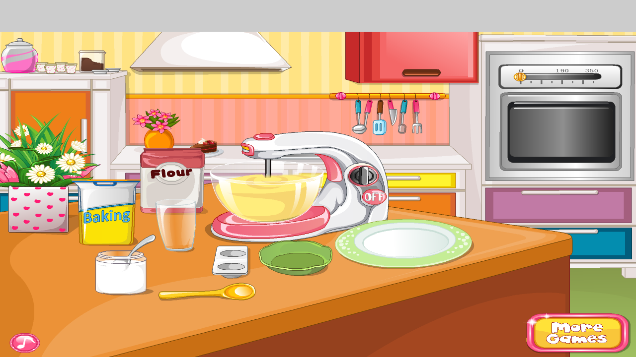 fare un cake giochi di cucina screenshot