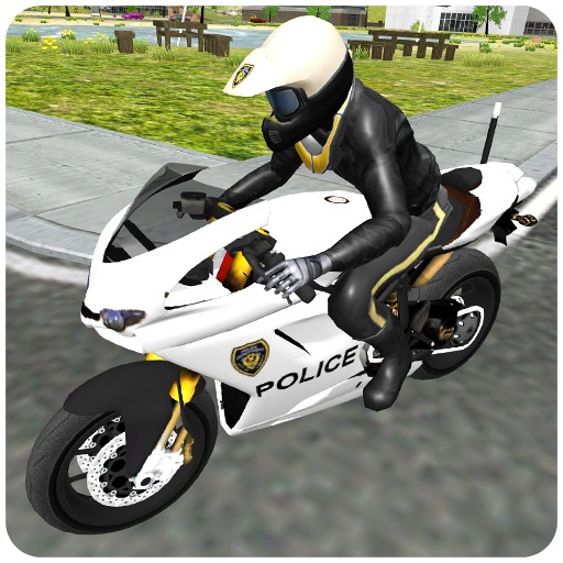 Police Motorbike Duty Simulator (game)