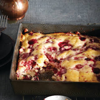 Bushberry Pudding Cake.
