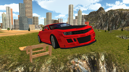 Crime City Car Driving Simulator - screenshot