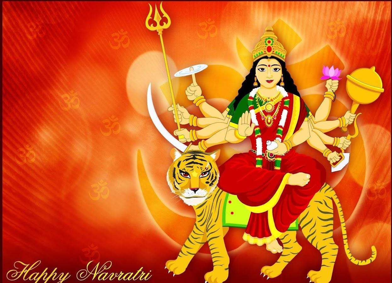 Wallpaper download navratri - Happy Navratri Wallpapers Screenshot