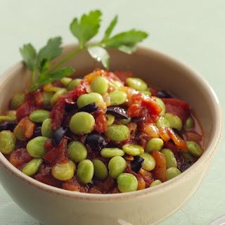 Mediterranean Lima Beans Recipe