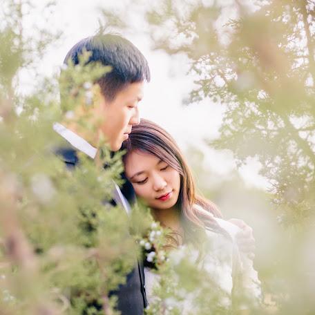 Wedding photographer Di Wang (dwangvision). Photo of 17.01.2018