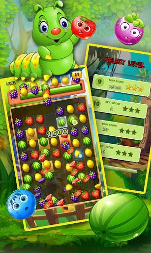 Fruit Crush Free 3.0.1 screenshots 5