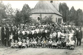 Photo: A református egyház tagjai