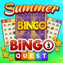Bingo Quest - Summer Garden Adventure icon