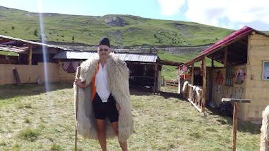 Photo: Cobranco az első bringás pásztor
