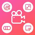 Video Compressor: Video Cutter & Compress Video icon
