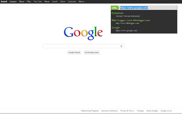 Blitz Full Screen URL Launcher