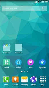 S Launcher (Galaxy S6 Launcher v3.95 (Prime)