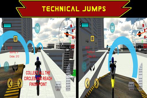 玩免費模擬APP|下載極端な都市自転車スタント 3 D app不用錢|硬是要APP