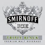 Smirnoff Triple Black