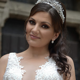 by Sasa Rajic Wedding Photography - Wedding Bride ( bride, wedding dress, wedding photography, weddings, wedding, portrait )