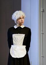 Photo: Wien/  Theater in der Josefstadt: AM ZIEL von Thomas Bernhard. Inszenierung Cesare Lievi. Premiere am 12.3.2015. Martina Ebm. Foto: Barbara Zeininger