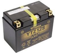 YUASA MC batteri 11Ah AGM lxbxh=150x87x110mm
