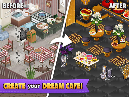 Cafeland - World Kitchen 2.0.30 screenshots 1