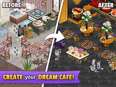 Cafeland - World Kitchen 2.0.32 (Unlimited Money)