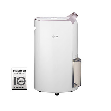 LG 智能抽濕加空氣淨化機