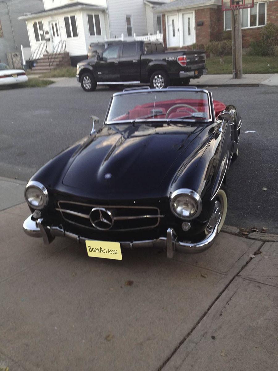 Mercedes-Benz 190sl Hire Staten Island