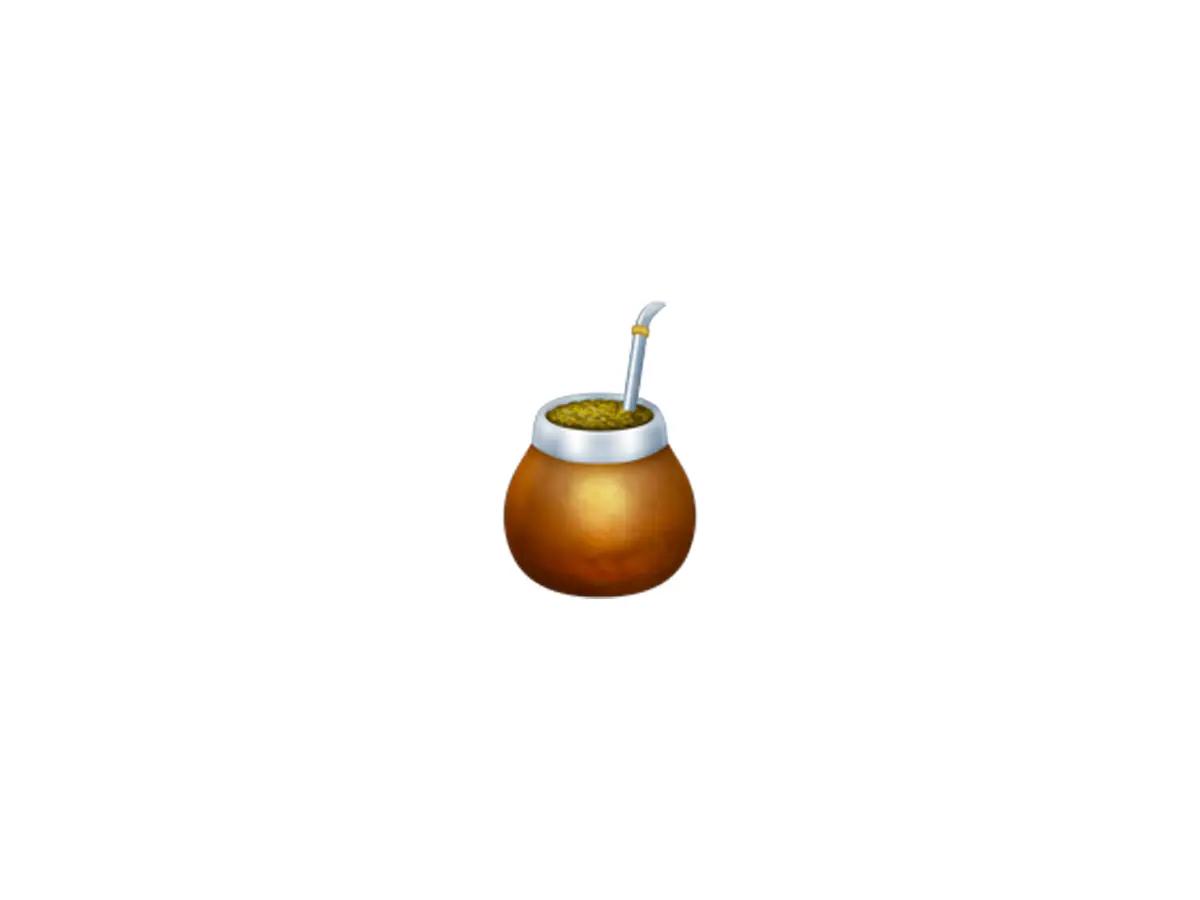 Mate emoji (Courtesy: Emojipedia)