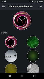 Abstract Watch Faces- screenshot thumbnail