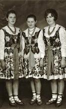 Photo: ANIELA KWAK,ZOFIA bUKOWSKA ,KWAK -LATA 60-TE.