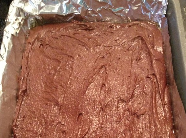 Combine brownie ingredients by mixing the butter, sugar and vanilla well; add eggs and...