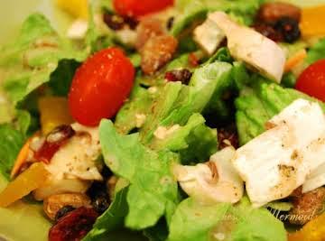 Fruity Greenleaf Salad