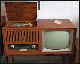 Photo: TV, radio og pladespiller