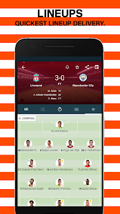 App Forza Football - Live soccer scores APK for Windows Phone